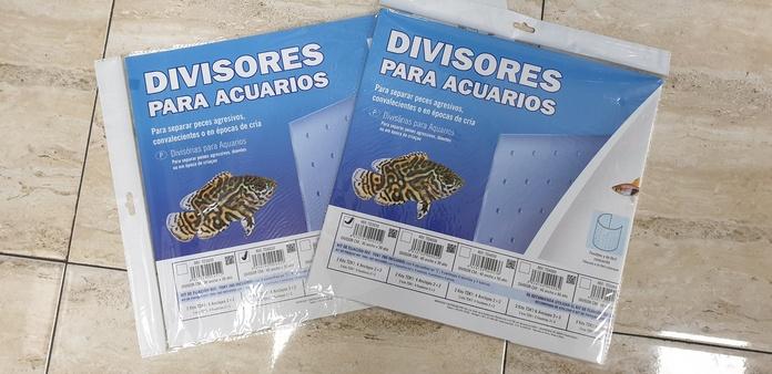 Divisor de acuario: Productos y servicios de Més Que Gossos