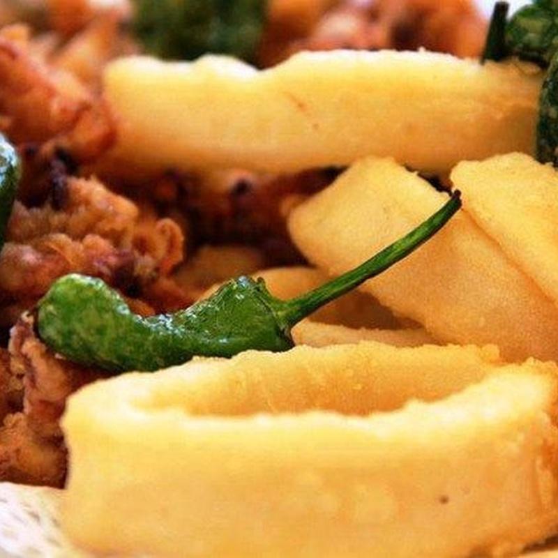 Restaurante Salamanca. Menú 3: Menús restaurantes de Grupo Silvestre