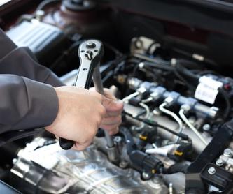 Cristalería del automóvil: Nuestro Taller de Taller mecánico JAG MA - I - CAR