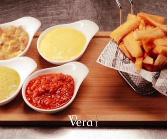 ENSALADAS: NUESTRA CARTA de Vera Restaurante