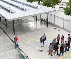 Solarfam instala 20,16 kWp en el Colegio Público Bernart Etxepare