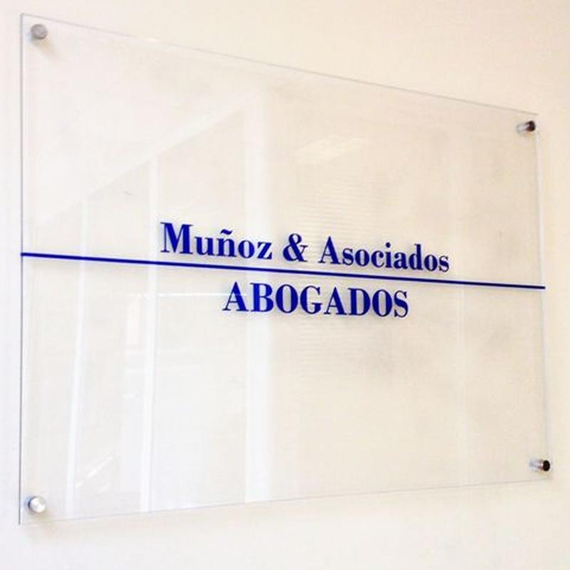 ASESORÍA JURÍDICA DE EMPRESAS: Servicios de Muñoz & Asociados Abogados: Sede Madrid Capital
