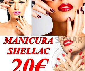 Manicura Semipermanente Shellac 20€