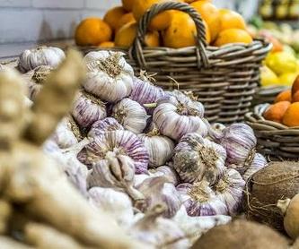 Productos Ecológicos: Productos y Servicios de Frutería y Queviures Marina