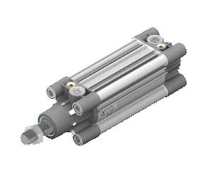 Serie de cilindros
