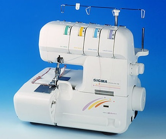 Bernina serie 3 330 + base costura: Catálogo de Mercería Barcelona