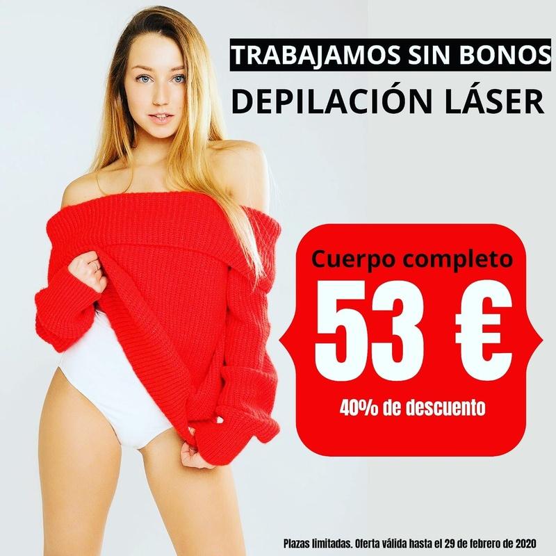 Tarifas depilación Laser de Diodo:  de Clínica Belice