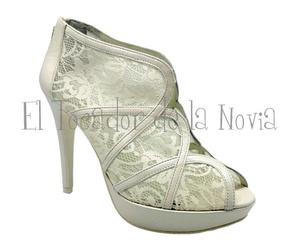 Zapatos de novia en Sarrià Sant Gervasi
