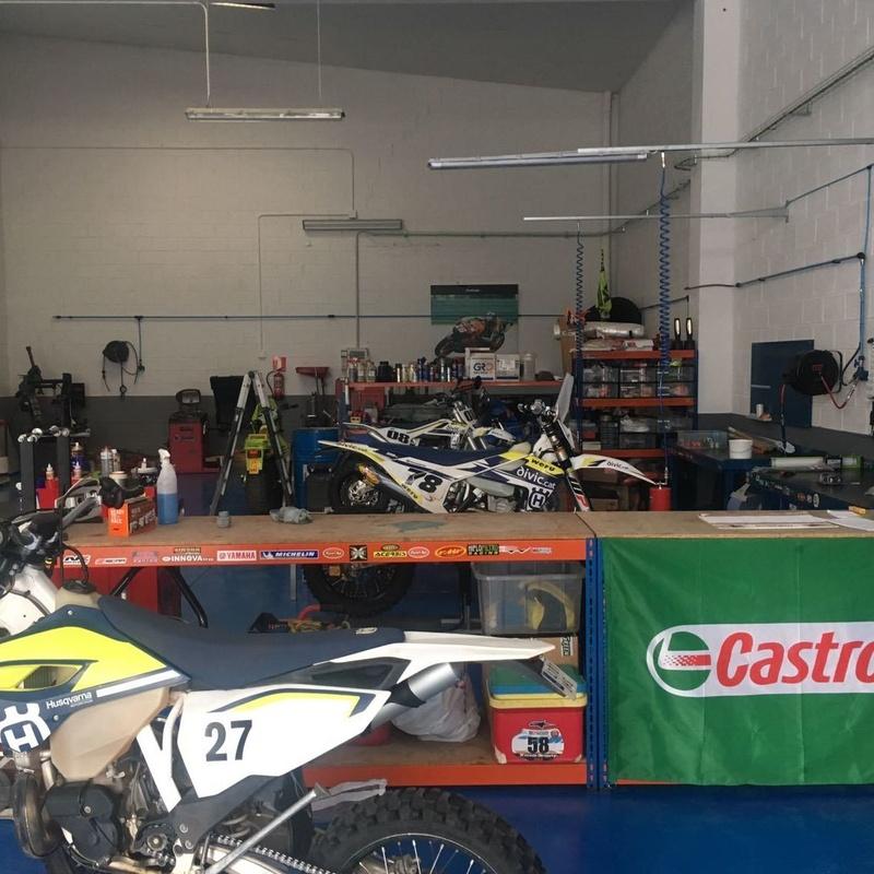 Venta de motos : Servicios de Motor Gas Donkey