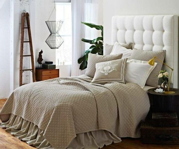 Confección de cortinas dormitorio Burgos