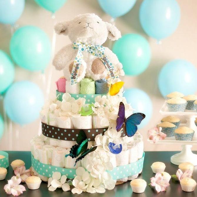 Cómo celebrar una baby shower (I)