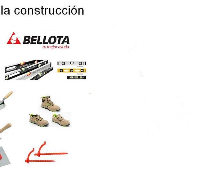 Herramientas y maquinaria para la construcción: Productos de Maquinaria Ortiz Muñoz