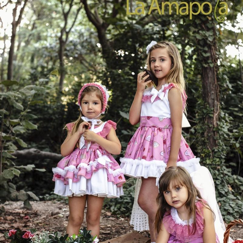 Yummy: Catálogo de La Amapola