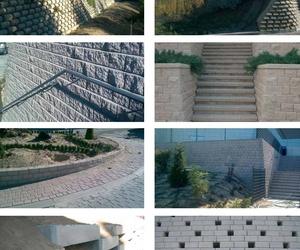 Muros ecológicos prefabricados