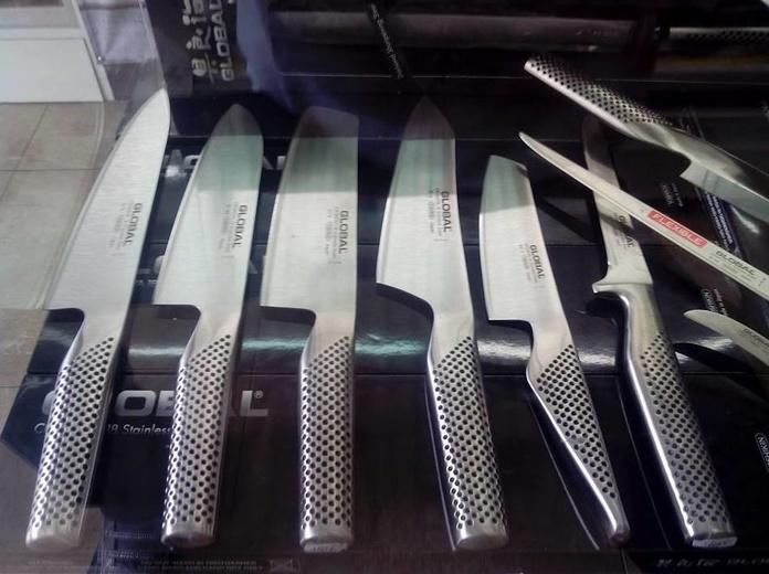 Venta de cuchillos Global