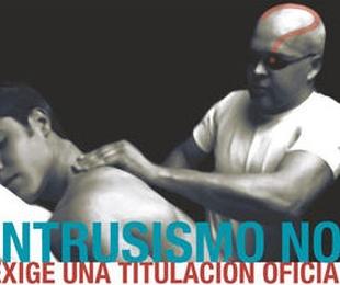 No al Intrusismo Laboral en Fisioterapia. Exige una Titulación Oficial.