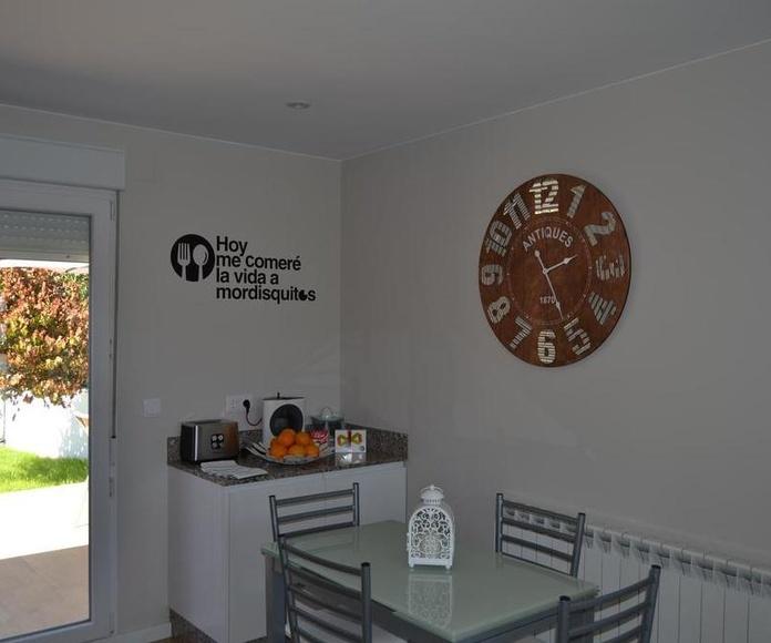 """Apartamentos turísticos """"PORTO HOUSE"""": Servicios de Alupati Construcciones"""