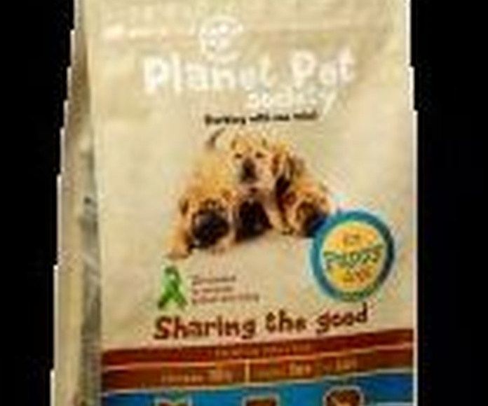 Planet Pet Perros Cachorros de Pollo y Arroz  3 y 15 kg