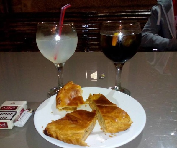 Hotel situado en Camariñas , con servicio de cafetería