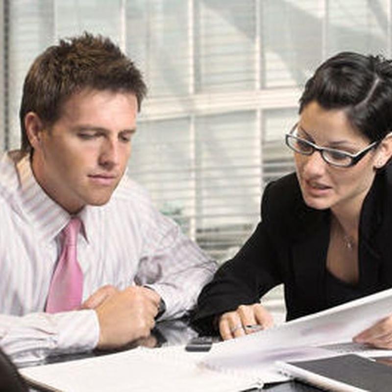 Trámites notariales y registrales: Servicios de Alvaré