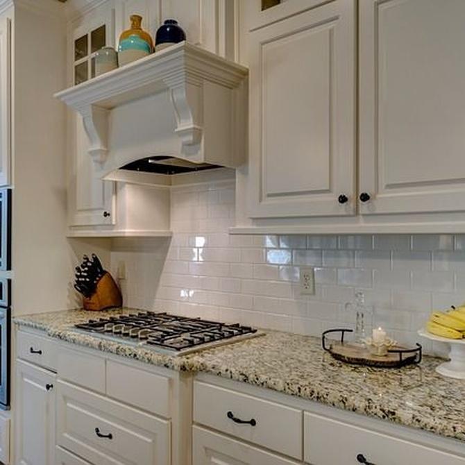 Detalles para cocinas modernas y funcionales
