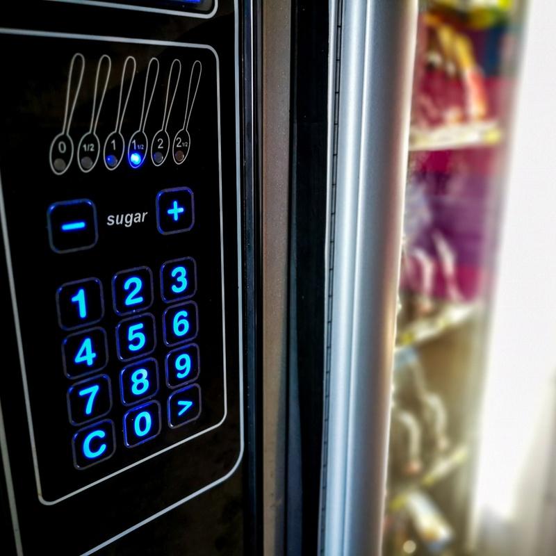 Venta de máquinas de segunda mano: Vending de Expendedoras Rías Baixas