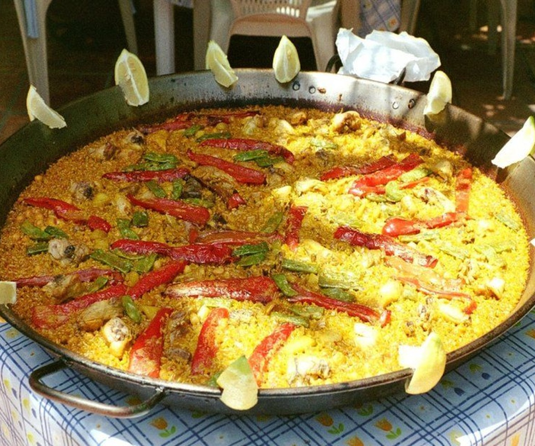 ¿Conoces los ingredientes de la paella valenciana?