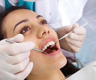 Odontología general: Servicios de Clínica Especialidades Dentales