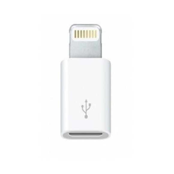 3GO ADAPTADOR MICRO-USB H A LIGHTNING (8 PIN) : Productos y Servicios de Stylepc