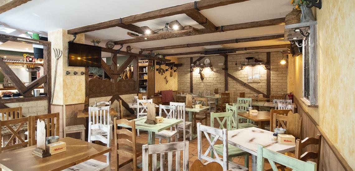 Restaurante con menús diarios en Móstoles