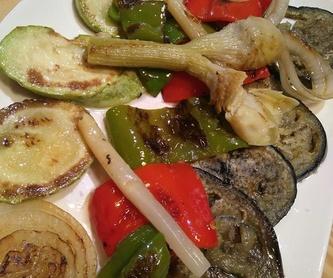 Arroces: Nuestros platos de Maringo Restaurante