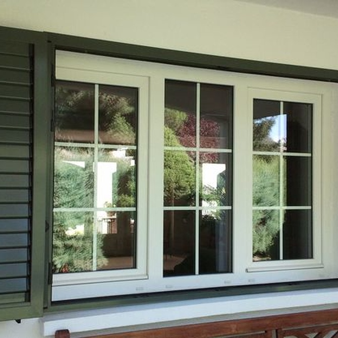 Cuida tus ventanas de PVC