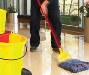 Limpieza y mantenimiento.