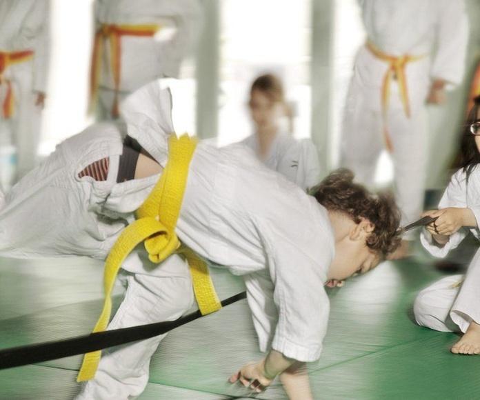 Actividades deportivas: Servicios de Colegio Tres Olivos