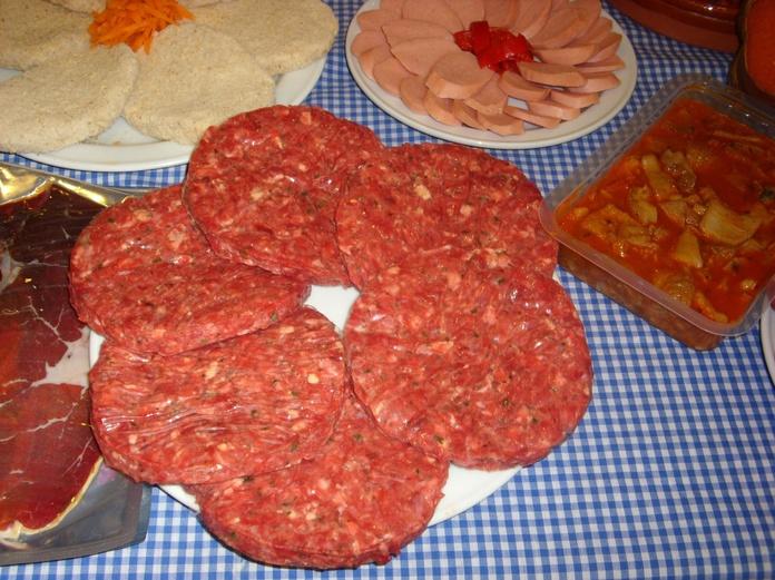 Elaboración propia de hamburguesas selectas