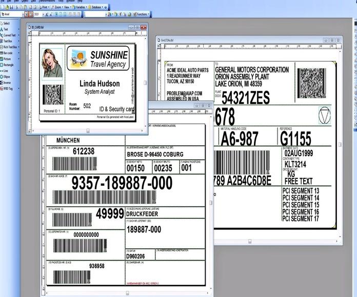 Software de Etiquetado NiceLabel: Productos y Servicios de  S T G L O B A L