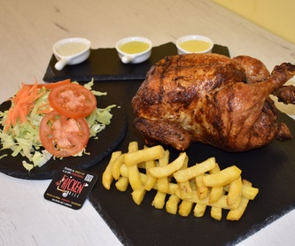 CHICKEN PASION Y CHICKEN BLACK: Visita nuestra carta de Chicken Grill