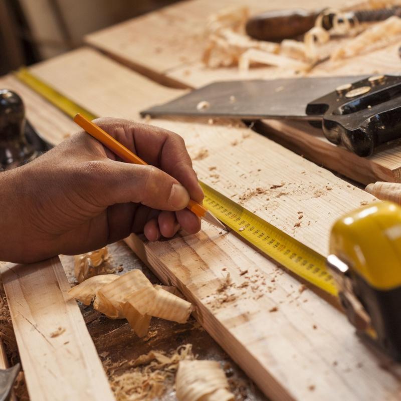 Carpintería de madera: Servicios de Disecorma