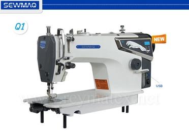 Máquinas de pespunte con motor SERVO