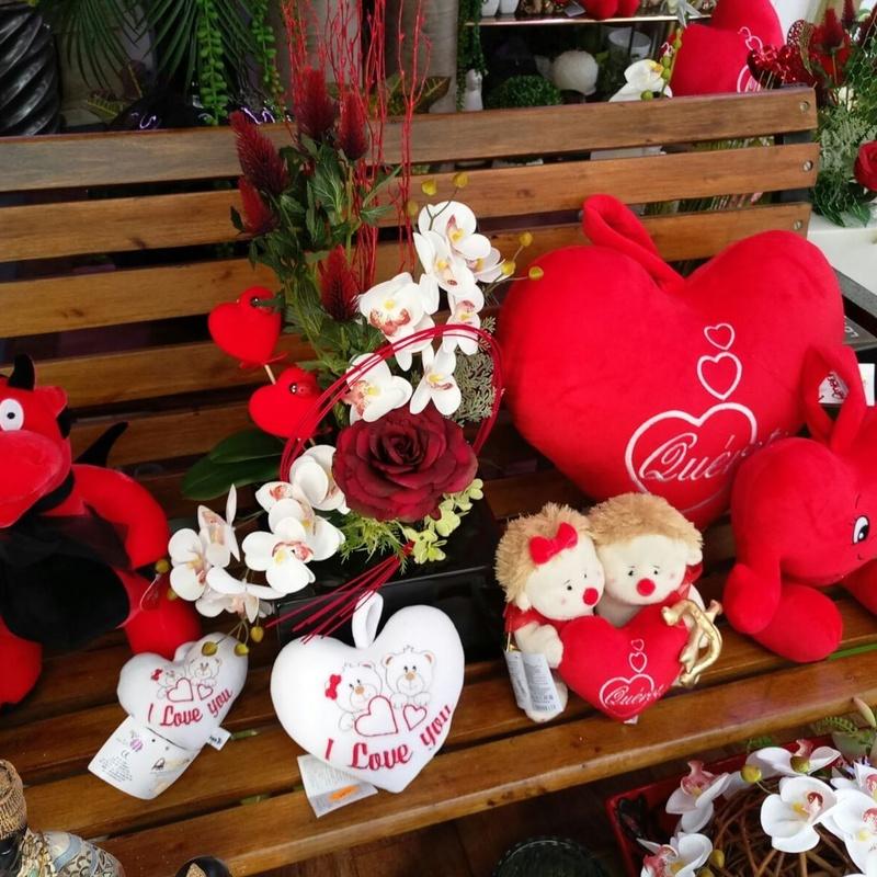 San Valentín: Productos de Mandrágora Floristería
