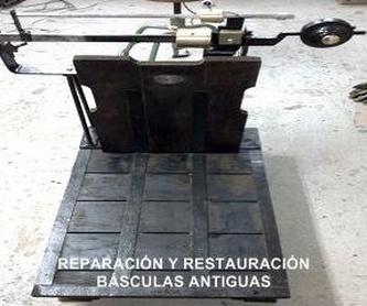 Programas de pesaje informáticos: Servicios de Básculas y refractómetros Barrilero y García, S.L.