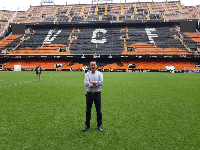 Jukeval eventos con el Valencia cf.