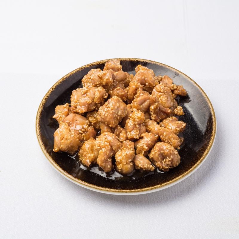 Pollo con soja y sésamo: Carta de Restaurante Sowu