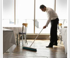 Limpieza en hostelería