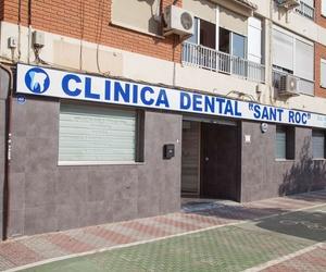 Fachada de la clínica dental Sant Roc