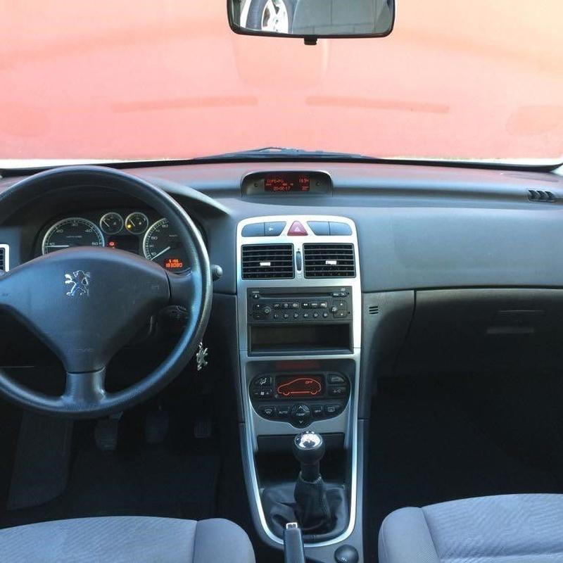 Peugeot 307 2.0HDI 90 CV:  de Ocasión A Lagoa