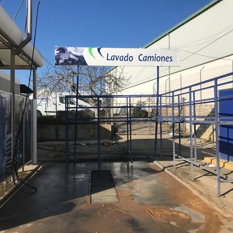 Boxes de lavado: Servicios de Estación De Servicio El Rocío