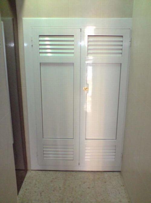 Comercial Reyes carpintería de aluminio, PVC