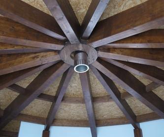 Porches de Madera: Productos de Madertac