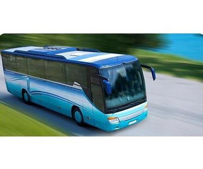 Autocares y microbuses para eventos: Autocares de Viajes Sierra Norte